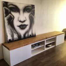 Ikea kast met planken